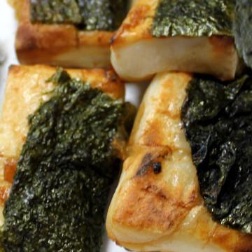 磯辺餅(磯辺焼き)